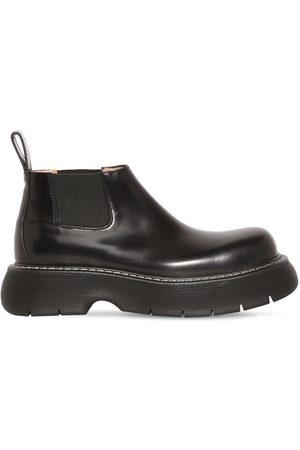 Bottega Veneta Men Ankle Boots - Leather Ankle Boots