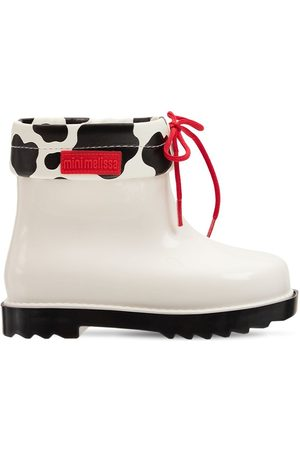 Mini Melissa Scented Rubber Rain Boots