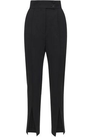 Dolce & Gabbana Tailored Stretch Cotton Blend Pants