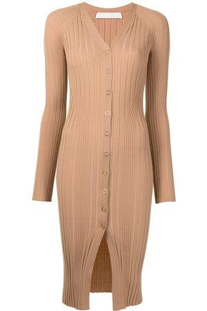 DION LEE Women Cardigans - Merino wool cardigan dress