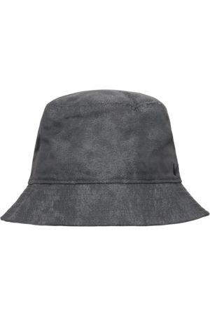 Nike Men Hats - Nrg solo swoosh bucket hat ANTHRACITE S/M