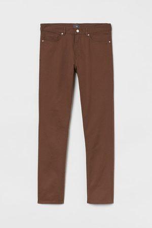 H&M Slim Fit Twill Pants