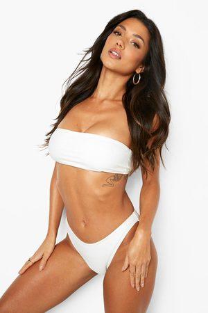 Boohoo Womens Recyled Hipster Bikini Brief - - 2