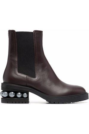 Nicholas Kirkwood Women Chelsea Boots - CASATI 35mm Chelsea boots