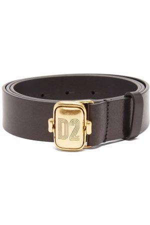 Dsquared2 Locket-buckle Leather Belt - Mens
