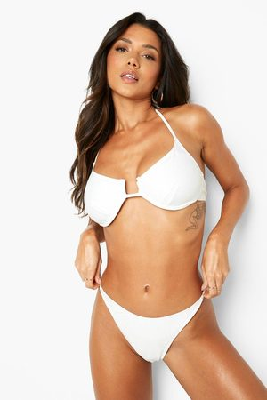 Boohoo Women Hipsters - Womens Recycled Tanga Bikini Brief - - 2