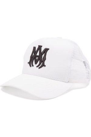 AMIRI Men Caps - Logo-appliqué Canvas Baseball Cap - Mens