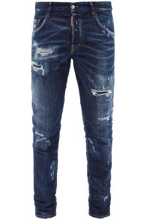 Dsquared2 Men Skinny - 1964 Skater Distressed Skinny-leg Jeans - Mens