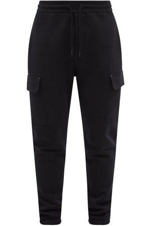 Frame Men Cargo Pants - Cargo-pocket Cotton-blend Track Pants - Mens