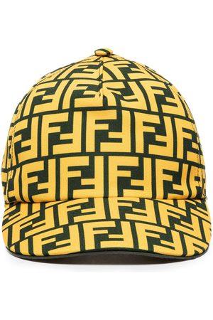 Fendi Men Caps - FF-print baseball cap