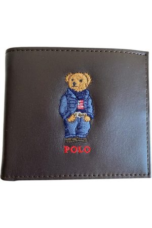 Polo Ralph Lauren Men Wallets - Leather small bag