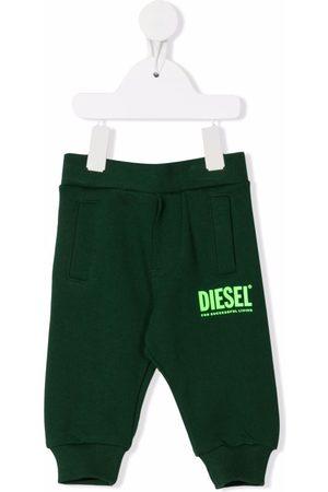 Diesel Baby Sweatpants - Logo-print track trousers