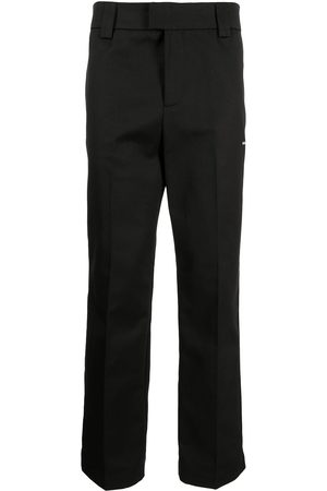 Soulland Men Chinos - Multi-pocket chino trousers