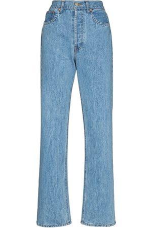 Still Here Childhood straight-leg jeans