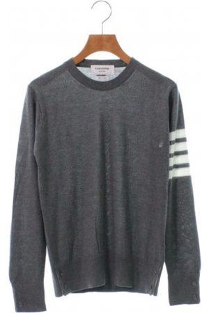 Thom Browne Men Sweatshirts - Wool pull