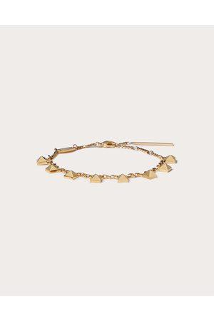 VALENTINO GARAVANI Women Bracelets - Metal Rockstud Bracelet Women 100% Brass OneSize