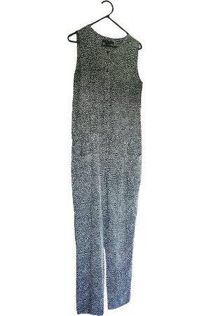 THEORY Silk jumpsuit