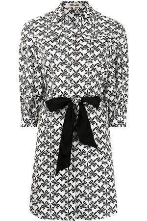 Diane von Furstenberg Women Printed Dresses - Paige floral-print dress