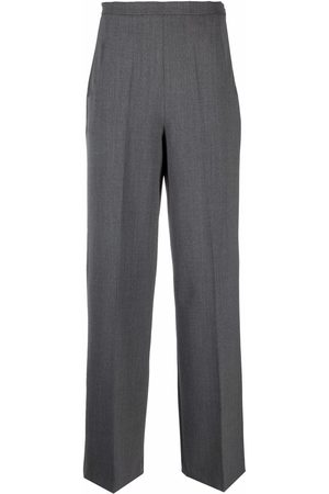 SEVENTY BY SERGIO TEGON Straight-leg trousers - Grey