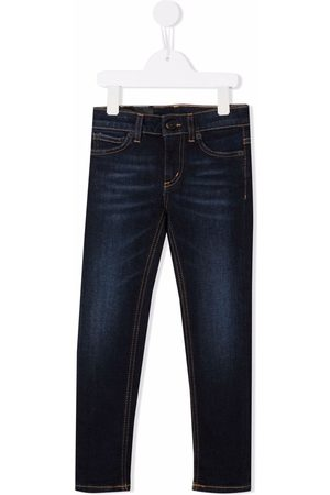 DONDUP KIDS Girls Skinny - Mid-rise skinny jeans