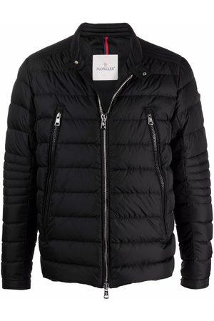Moncler Logo patch puffer jacket