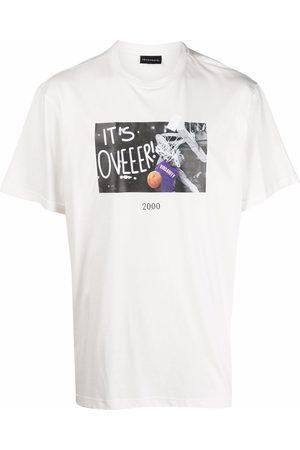 Throwback. Men T-shirts - It's Over print T-shirt