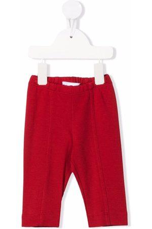 MONNALISA Panelled straight-leg trousers