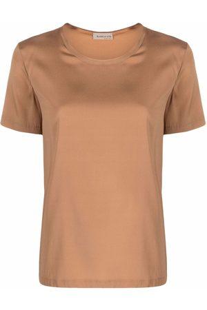 BLANCA Women Short Sleeve - Round neck short-sleeved T-shirt