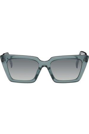 RAEN Men Sunglasses - Green Keera Sunglasses