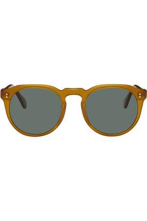 RAEN Men Sunglasses - Orange Remmy Sunglasses