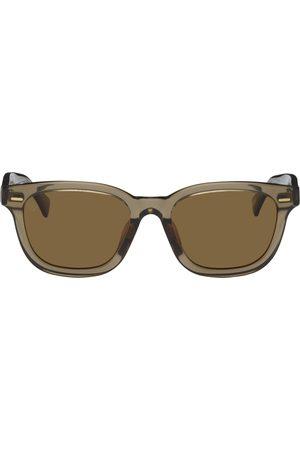 RAEN Men Sunglasses - Brown Myles Sunglasses