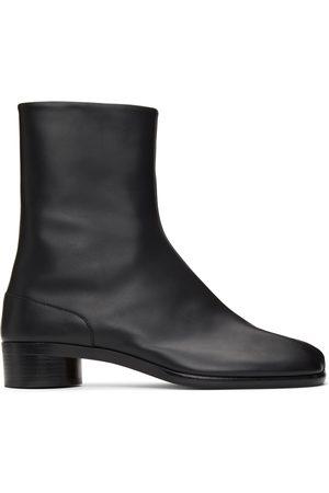 Maison Margiela Men Boots - Black Tabi Boots