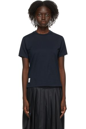 Thom Browne Women T-shirts - Logo Patch T-Shirt