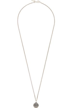 EMANUELE BICOCCHI Men Necklaces - Lily Coin Necklace