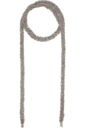 EMANUELE BICOCCHI Men Neckties - Crocheted Tie Necklace