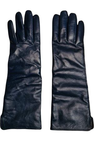 Moncler Leather long gloves