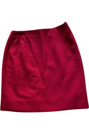 AGNÈS B. Cashmere mini skirt