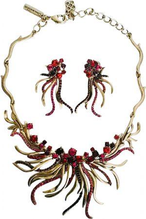 Oscar de la Renta Jewellery set