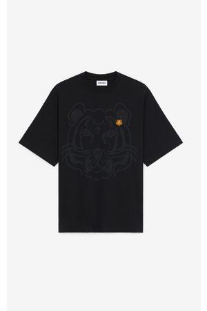 Kenzo Short Sleeve - K-Tiger oversized T-shirt