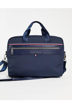 Tommy Hilfiger Leo briefcase bag-Navy
