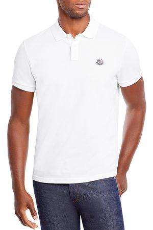 Moncler Short Sleeve Regular Fit Polo