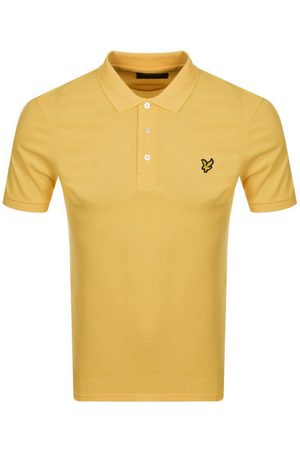 Lyle And Scott Short Sleeved Polo T Shirt