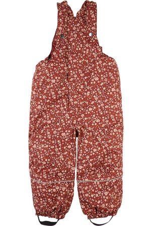 Kuling Plum Flower Whistler Ski Pants - Unisex - 92 cm - - Ski pants and salopettes