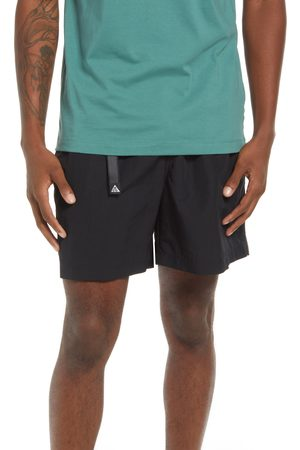 Nike Men's Acg Water Repellent Trail Shorts