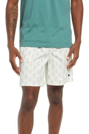Brixton Men's Jupiter Cotton Blend Hybrid Shorts