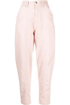 Stella McCartney Women High Waisted - High-Waist Tapered Jeans