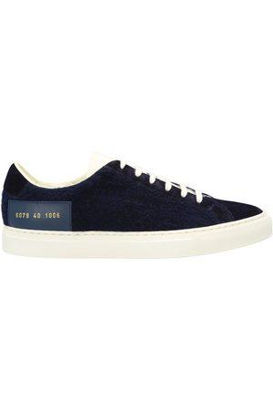 COMMON PROJECTS Women Sneakers - Retro Wool sneakers