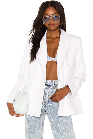 L'Academie Coco Double Breasted Blazer in .