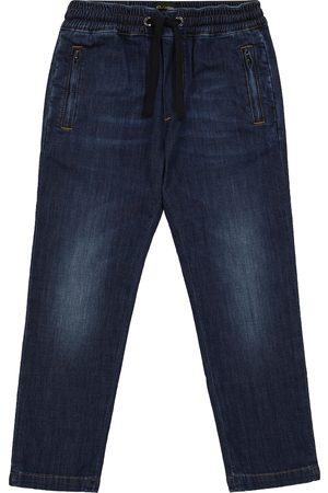 Dolce & Gabbana Stretch - Stretch cotton-blend jeans
