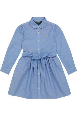Ralph Lauren Cotton shirt dress